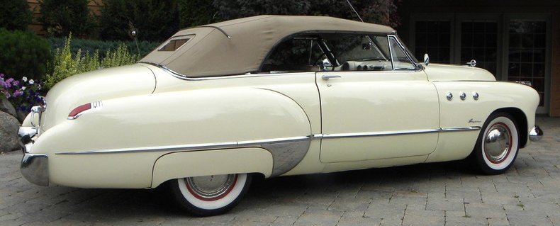 1949 Buick Super Image 10