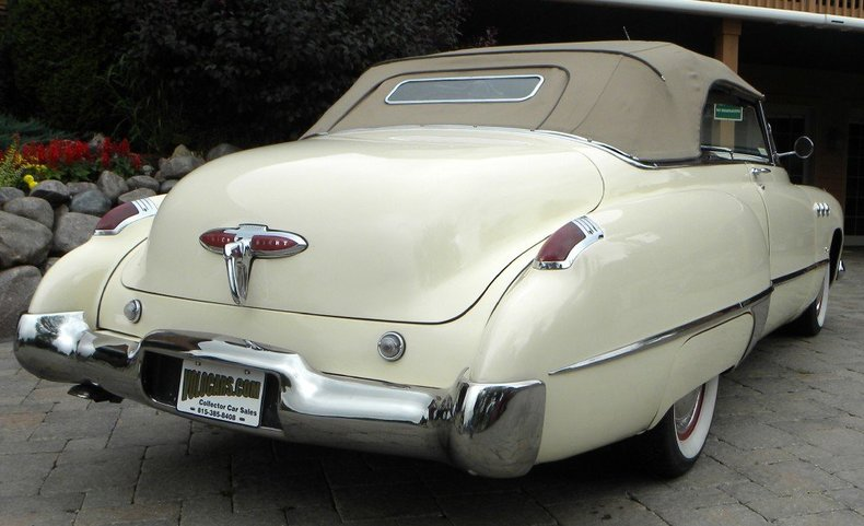 1949 Buick Super Image 11