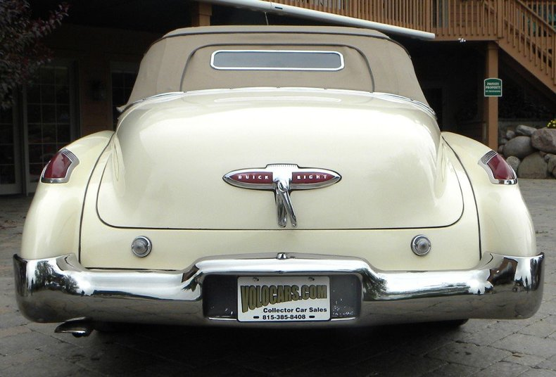1949 Buick Super Image 12