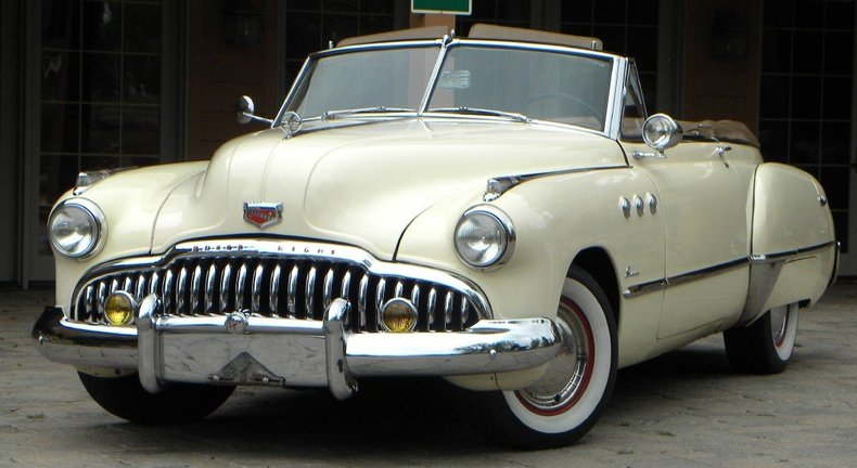 1949 Buick Super Image 13