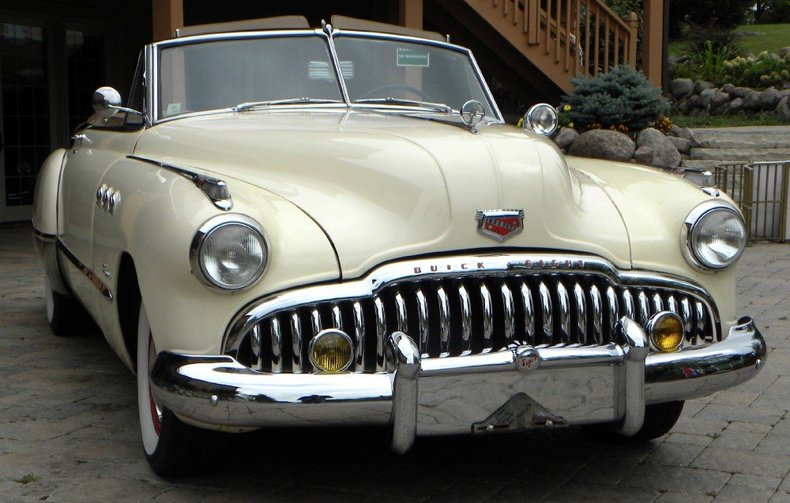 1949 Buick Super Image 14