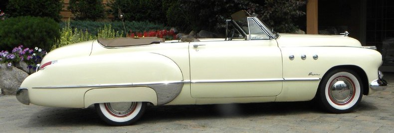 1949 Buick Super Image 16