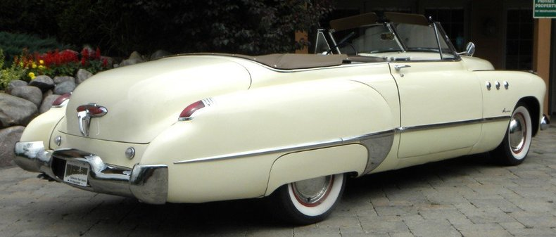 1949 Buick Super Image 17