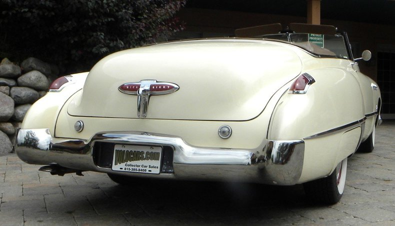 1949 Buick Super Image 18
