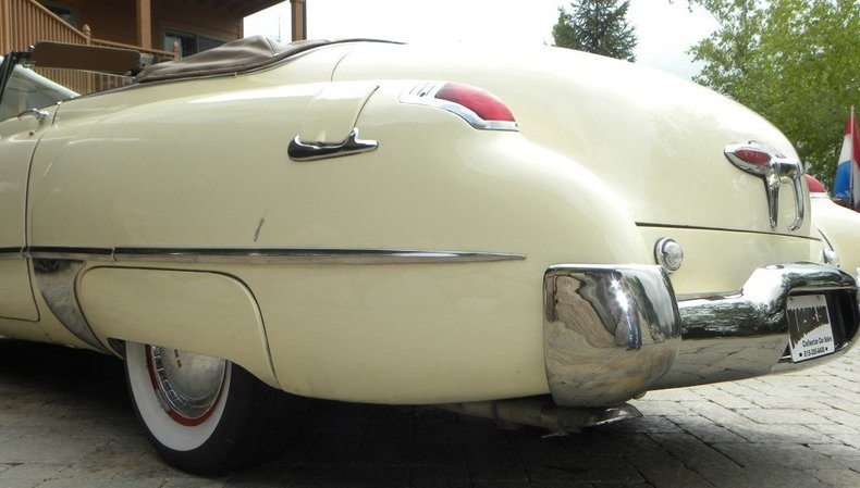 1949 Buick Super Image 20