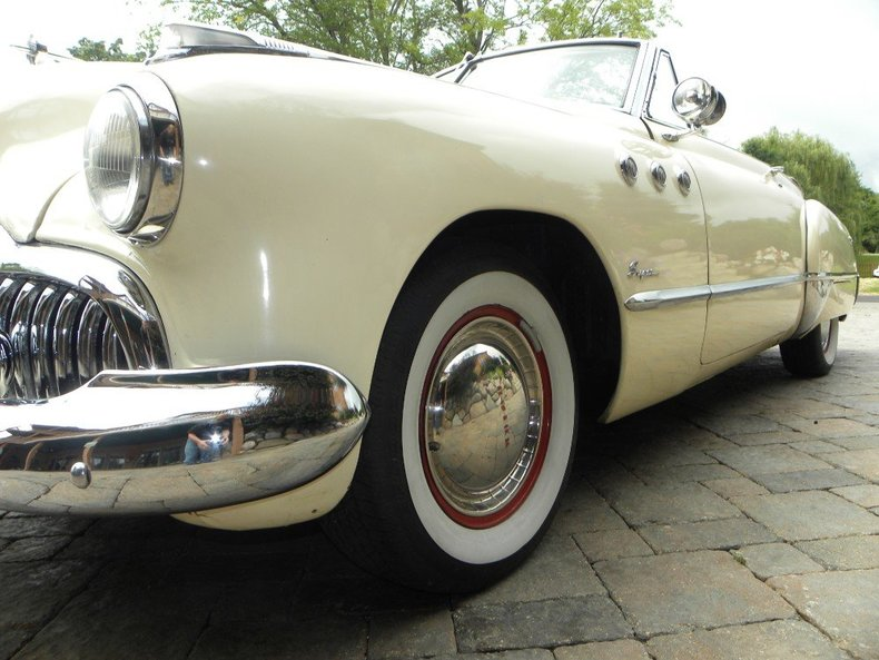 1949 Buick Super Image 25