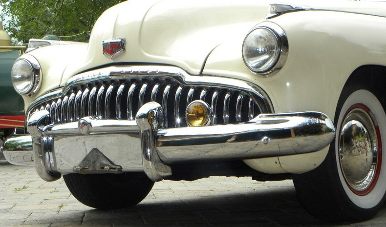 1949 Buick Super Image 26
