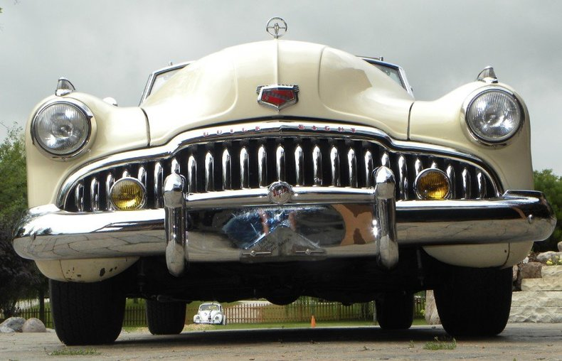 1949 Buick Super Image 27
