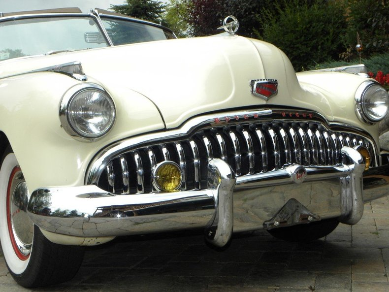1949 Buick Super Image 28