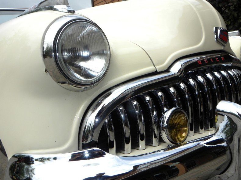 1949 Buick Super Image 30