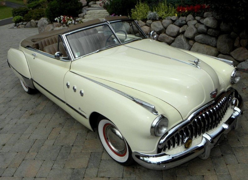 1949 Buick Super Image 38