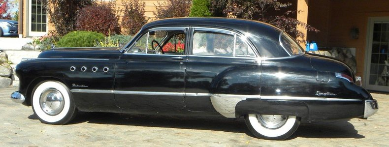1949 Buick Roadmaster Image 110