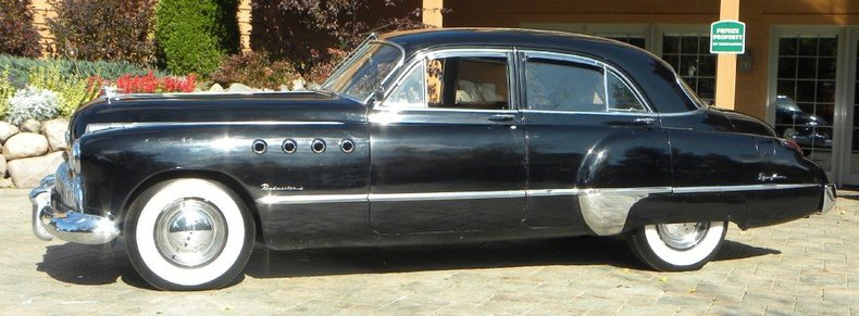 1949 Buick Roadmaster Image 111