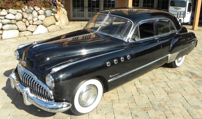 1949 Buick Roadmaster Image 40