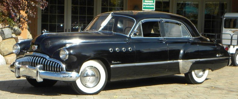 1949 Buick Roadmaster Image 93
