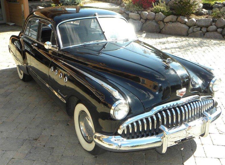 1949 Buick Roadmaster Image 8
