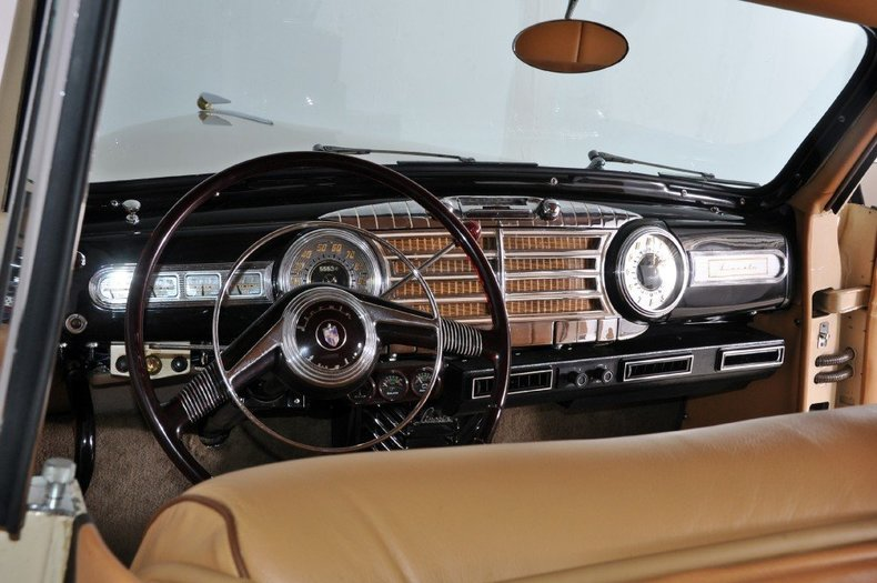 1947 Lincoln Continental Image 2