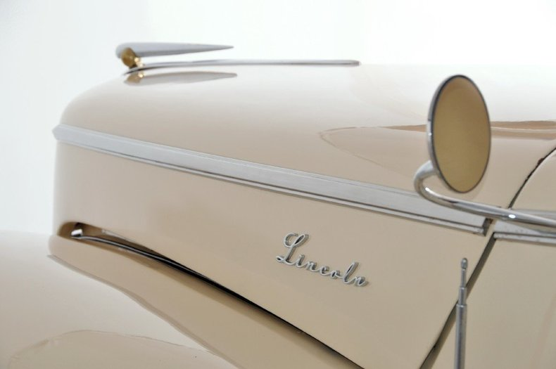 1947 Lincoln Continental Image 19