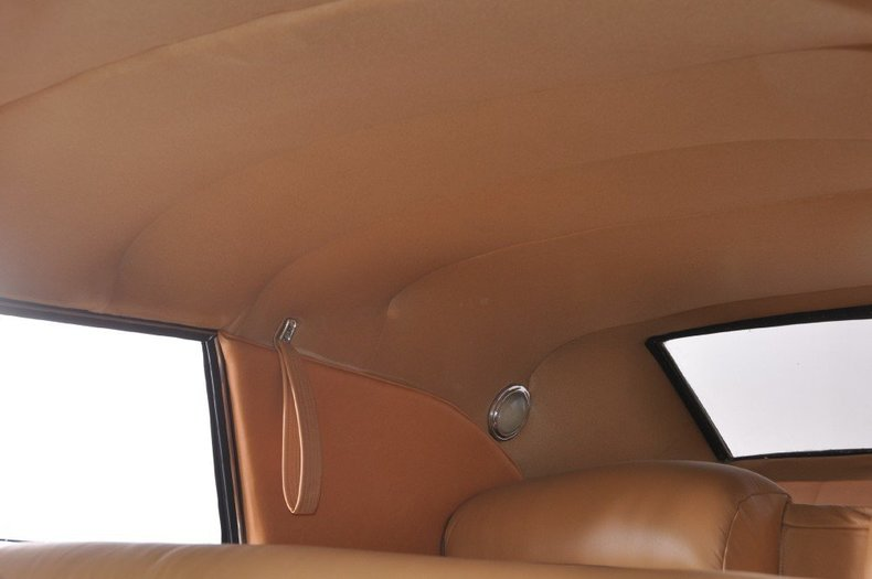 1947 Lincoln Continental Image 27