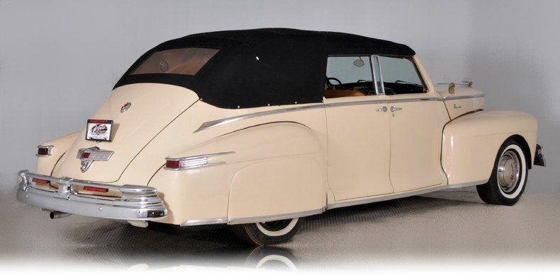 1947 Lincoln Continental Image 30