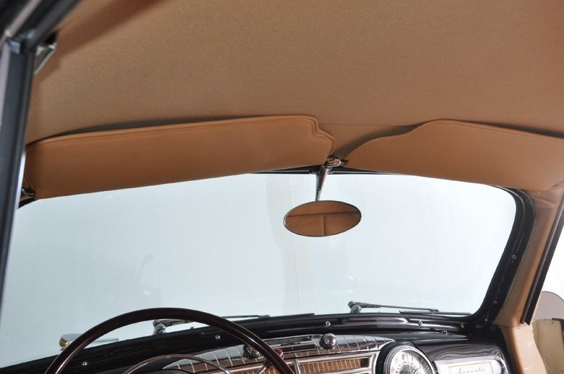 1947 Lincoln Continental Image 33