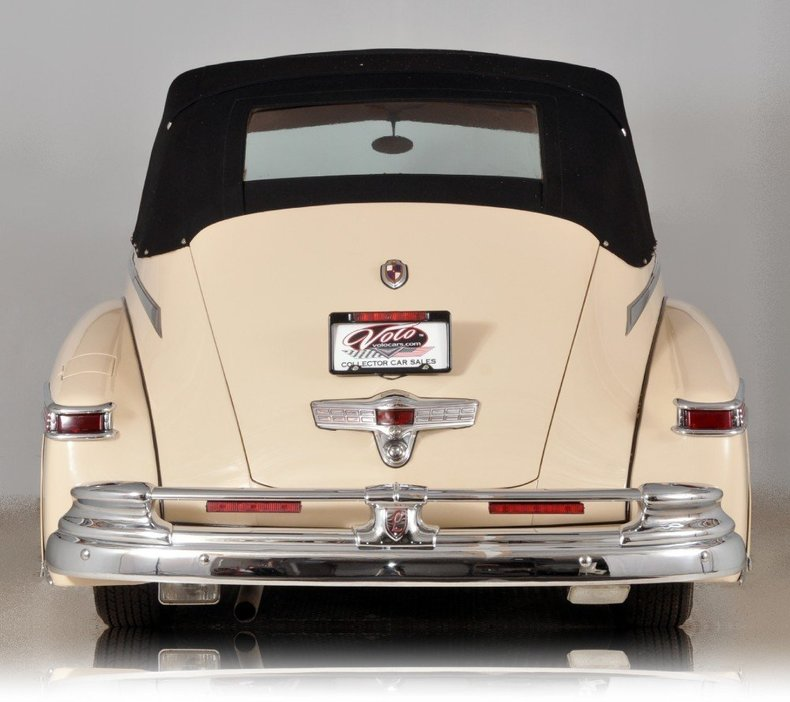 1947 Lincoln Continental Image 52
