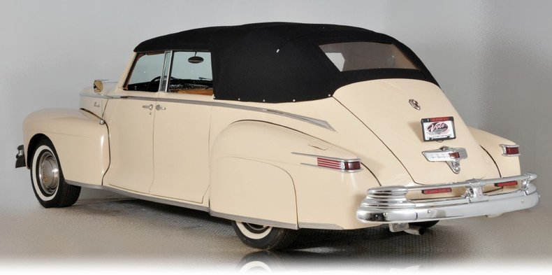 1947 Lincoln Continental Image 64
