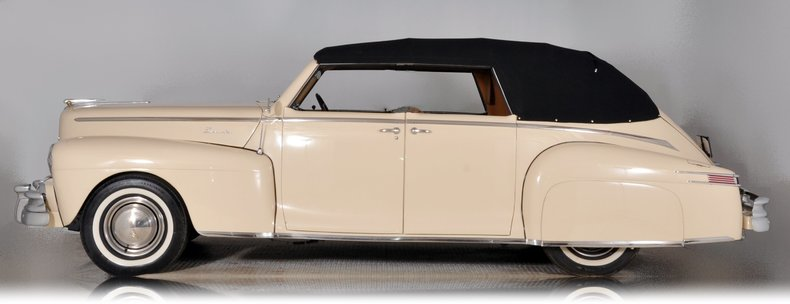 1947 Lincoln Continental Image 28