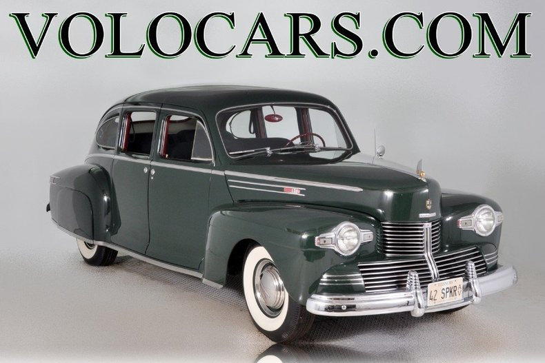 1942 Lincoln Zephyr Image 1