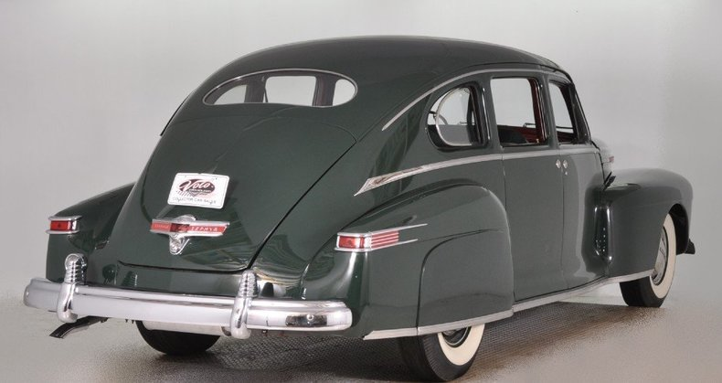 1942 Lincoln Zephyr Image 3