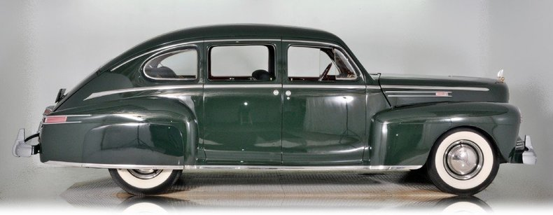 1942 Lincoln Zephyr Image 6