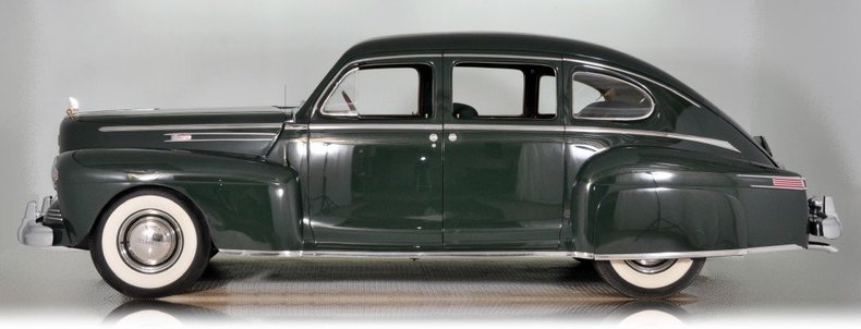 1942 Lincoln Zephyr Image 8