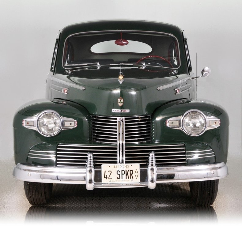 1942 Lincoln Zephyr Image 9