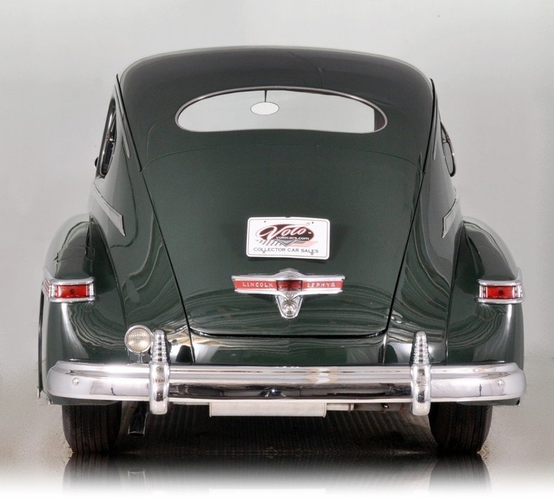 1942 Lincoln Zephyr Image 17
