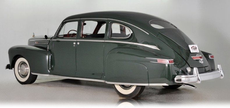 1942 Lincoln Zephyr Image 19