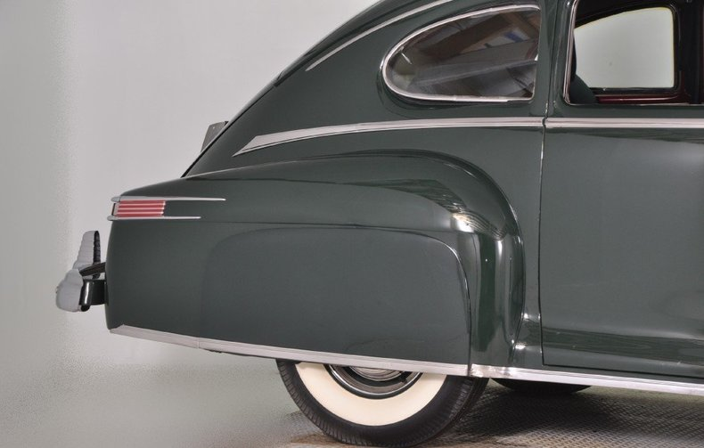 1942 Lincoln Zephyr Image 27