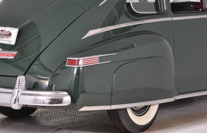1942 Lincoln Zephyr Image 32
