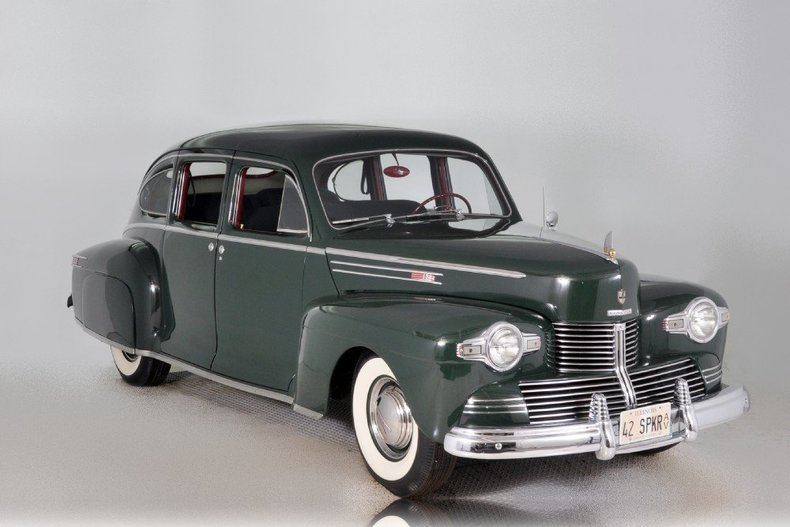 1942 Lincoln Zephyr Image 93