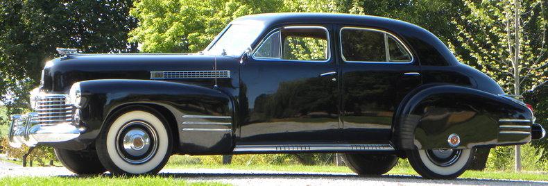 1941 Cadillac 62 Image 2