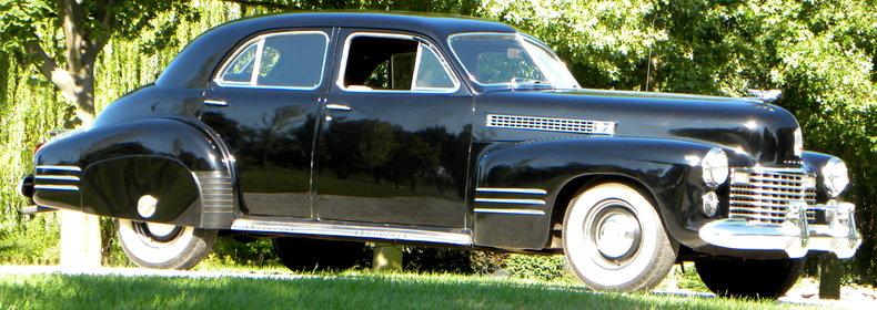 1941 Cadillac 62 Image 6