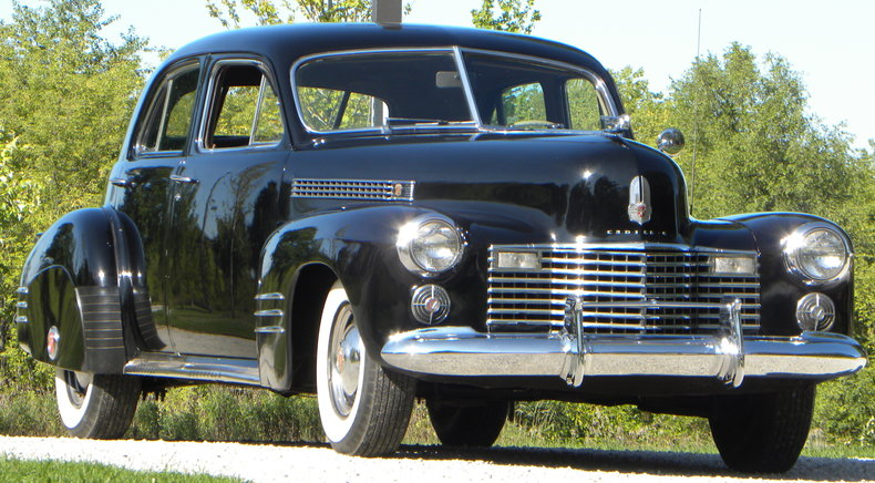 1941 Cadillac 62 Image 4