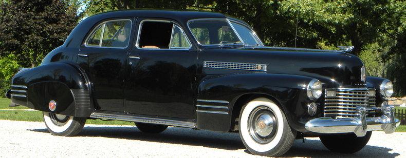 1941 Cadillac 62 Image 8