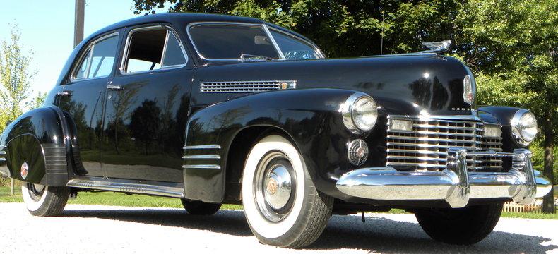 1941 Cadillac 62 Image 10