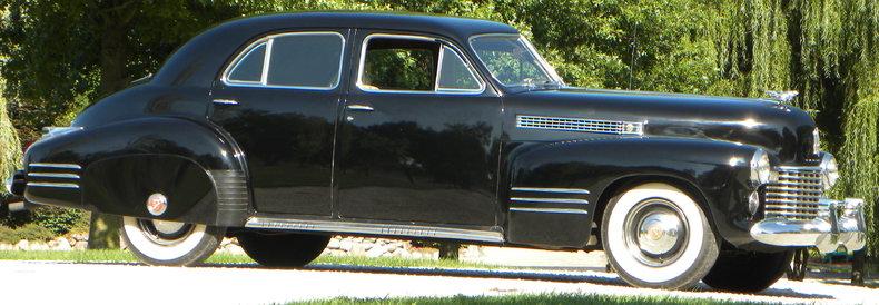 1941 Cadillac 62 Image 7