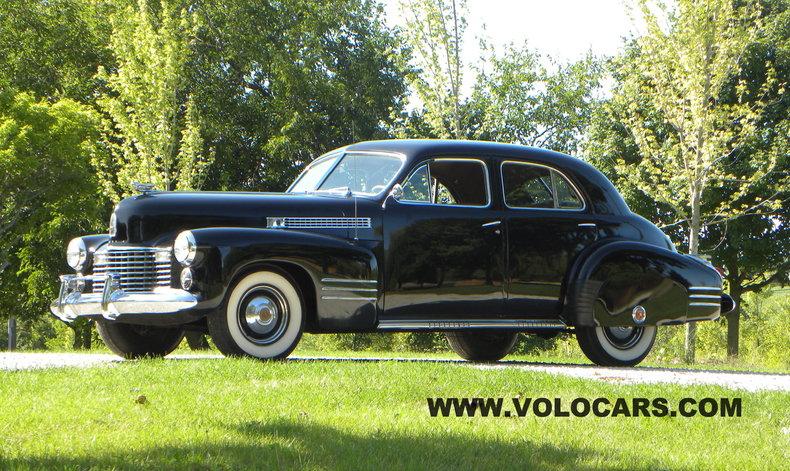 1941 Cadillac 62 Image 1