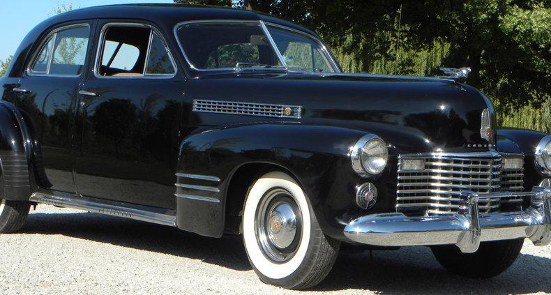 1941 Cadillac 62 Image 9