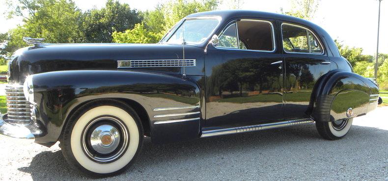 1941 Cadillac 62 Image 25