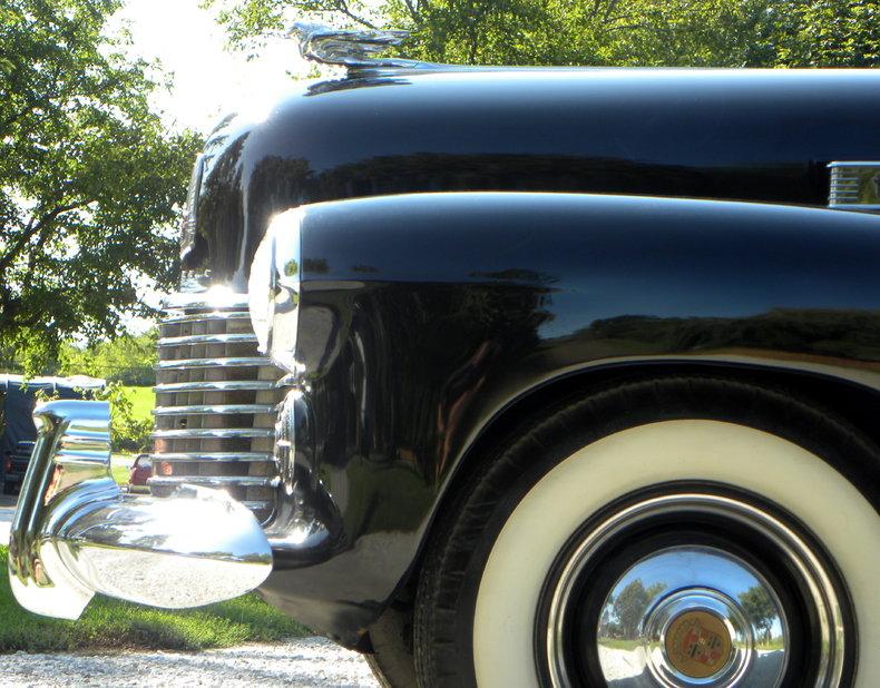 1941 Cadillac 62 Image 22