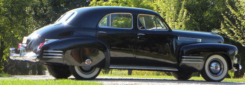 1941 Cadillac 62 Image 26