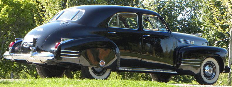 1941 Cadillac 62 Image 27
